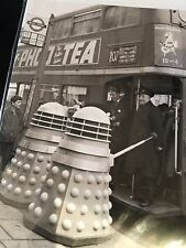 Doctor Who Dalek Blank Card Featuring Classic 60s Picture NEW good for Christmas