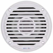 "Asa Electronics MS5006W JENSEN 5.25"" White Dual Cone Waterproof Speakers"