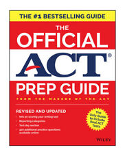 Textbooks educational books ebay the official act prep guide 2018 edition book bonus online content by fandeluxe Image collections