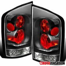 For 2005-2015 Nissan Armada Black Tail Lights Reverse Brake Signal Lamps