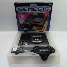 Original 16 Bit SEGA GENESIS Console + Original Box (LOOK DESCRIPTION) T18