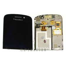 Blackberry Q10 Black LCD Touch Screen Digitizer Assembly Repair Parts USA