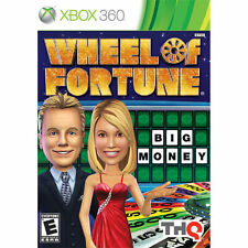 Wheel Of Fortune - Xbox 360 Xbox 360, Xbox 360 Video Games