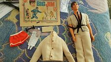 Big Jim 1971 Mattel barbie doll book accessories