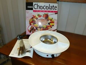 Fondue à chocolat électrique Casa 43411.03