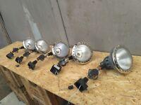 1 x Vintage Industrial Desk Lamp Dust Proof Work Light Steampunk 1 pcs.