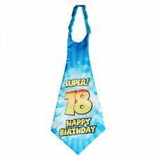 """Riesen Fliege /""""18/"""" Happy Birthday Geburtstag Party Geschenk Gag"""