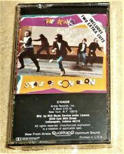 """STILL SEALED"" CASSETTE by THE KINKS ""STATE OF CONFUSION"" / AC8-8018 (1983)"