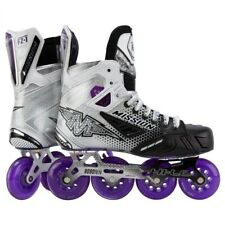 Mission Inhaler Fz-1 Roller Hockey Skates - Size 8