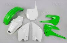 Kit plastique UFO motocross Kawasaki KX 85 2013 vert