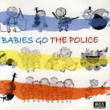 BABIES GO - THE POLICE [CD]