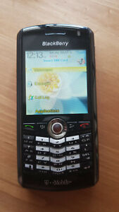 11.Blackberry 8100 - For Collectors - Locked T Mobile Network