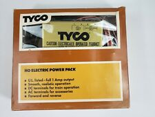 TYCO Operated Controller Model 899v Hobby Transformer Power Supply IN BOX