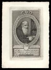 santino incisione 1700/1800 FR.MARINO DA CADORE-VENETO
