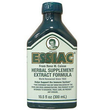 Essiac Herbal extract liquid body detox 300ml immu booster cleanser 護士茶 體內排毒