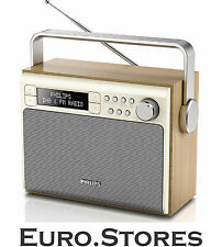 Philips AE5020/12 Portable Radio FM DAB+ Battery / AC powered LCD Genuine New