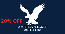 AE American Eagle COUPON 20% OFF Purchase  Code Works on Sale