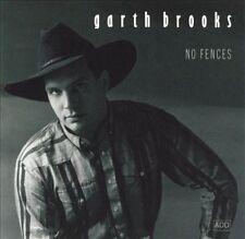 No Fences Garth Brooks Audio CD DISC ONLY #82A