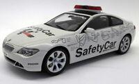 Kyosho 1/18 Scale Diecast - 08705GP BMW 645Ci Moto GP Safety Car