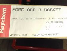 Raychem Fiber Optic Splice Tray Basket Fosc-B-Basket 457507-000