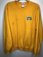 Vintage Scooby Doo The Mystery Machine Crewneck Sweatshirt Embroidered Logo Sz L