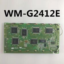 1PCS   LCD panel WM-G2412E,E122419 90 days warranty