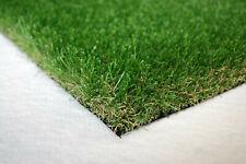 Englischer Rasenteppich Kunstrasen 45 mm grün verschiedene Größen