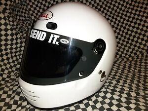 Bell  M2 pro  Snell 95 7 1/4  Racing Helmet vgc Simpson arai shoei