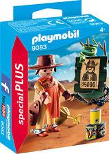 PLAYMOBIL 9083 Special Western, Oeste, Pistolero, Vaquero, Cowboy NUEVO / NEW