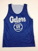 Badger Sport Florida Gators - Blue Poly Jersey (Multiple Sizes) - Used