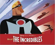 The Art of the Incredibles by Mark Cotta Vaz