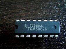 TI TCM5087N DIP-16 TONE ENCODER IC