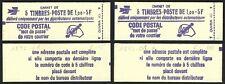 FRANCE - CARNET N° 1892-C1 + 1892-C1a - MARIANNE DE BEQUET- NEUFS** COTE: 55,00€