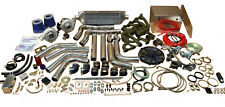 05 10 For Mustang 46l Gt 1000hp Twin Turbo Kit Package Cast Manifolds 46