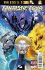 Fantastic Four Comic 643 Cover A Leonard Kirk First Print 2015 Robinson Kesel