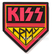 "Official KISS 3D LOGO FOAM WALL SIGN, KISS ARMY, 15"" x 14"" x 1.5"""