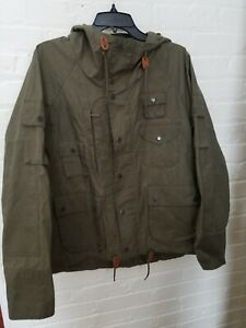 Engineered Garments X Barbour Thompson Anorak coat. Size Small. NEW with tags