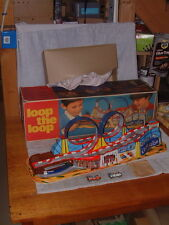 1969 TECHNOFIX NR. 326 LOOP THE LOOP IN SHOWCASE CONDITION, FULLY WORKING W/BOX!