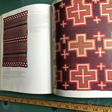 1977 Walk In Beauty The Navajo and Their Blankets Signed Hardcover