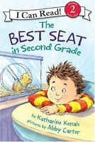 The Best Seat in Second Grade (I Can Read Level 2) by Katharine Kenah