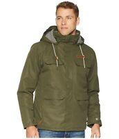 Columbia Men's South Canyon Sherpa Lined Peatmoss Boulder WP Jacket Size 2XL