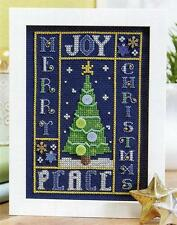 O' CHRISTMAS TREE SAMPLER CROSS STITCH PATTERN BY JESSICA FRANCHUK