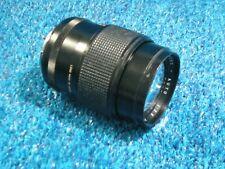 KAMERO AUTO Minolta MD mount 35mm F2.8 Lens For Minolta MD SLR Camera PH-85