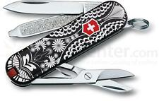Victorinox Classic Edition White Shadow Pocket Knife RRP $35.85