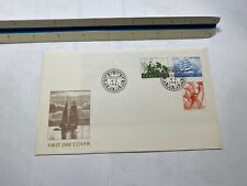 Norway First Day Cover Sailing Ships 1981