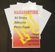 Papel de impresión adhesivos