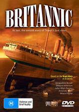 BRITANNIC - TITANIC'S LOST SISTER UNTOLD TRUE STORY DVD