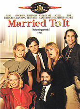 Married To It (DVD, 2003, Widescreen and Full Frame) w/Beau Bridges Ron Silver