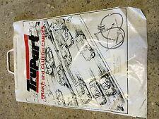 Fiat Tipo Tempra (1988-1996) Front Handbrake Cable TP BC4013