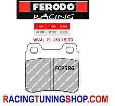 FERODO BRAKE PADS FCO586 OPEL KADET ASTRA VECTRA SAAB 900 VAUXHALL BREMSBELÄGE